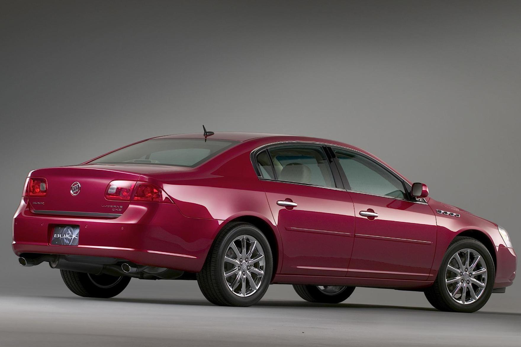Buick Lucerne Specifications 2013