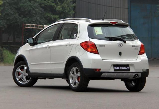 Great Wall Voleex C20R price 2011