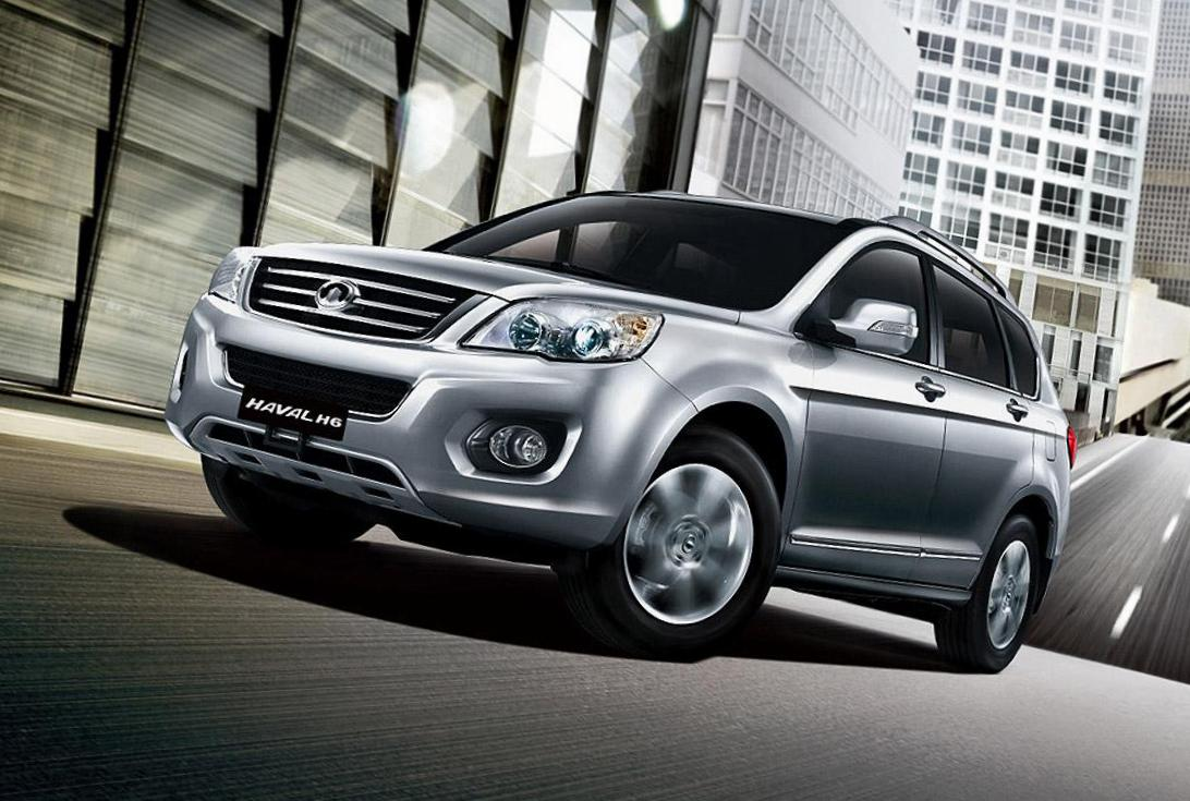 Voleex C30 Great Wall price suv