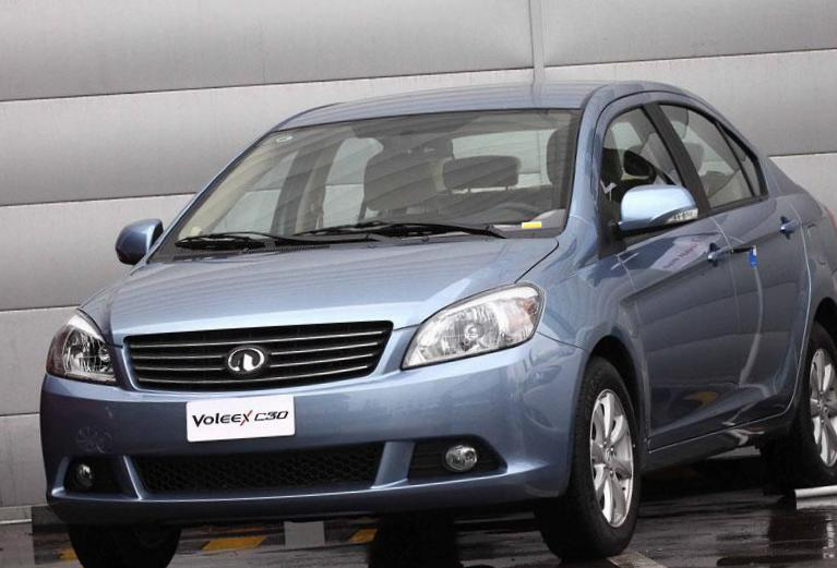Voleex C30 Great Wall review 2012