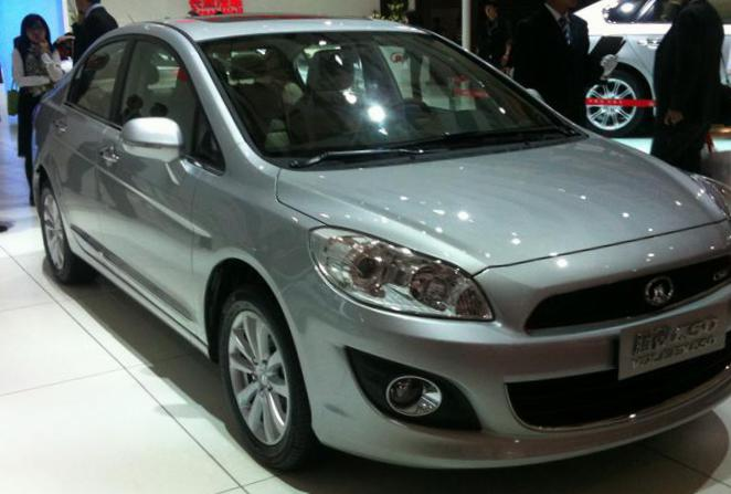 Voleex C50 Great Wall for sale sedan