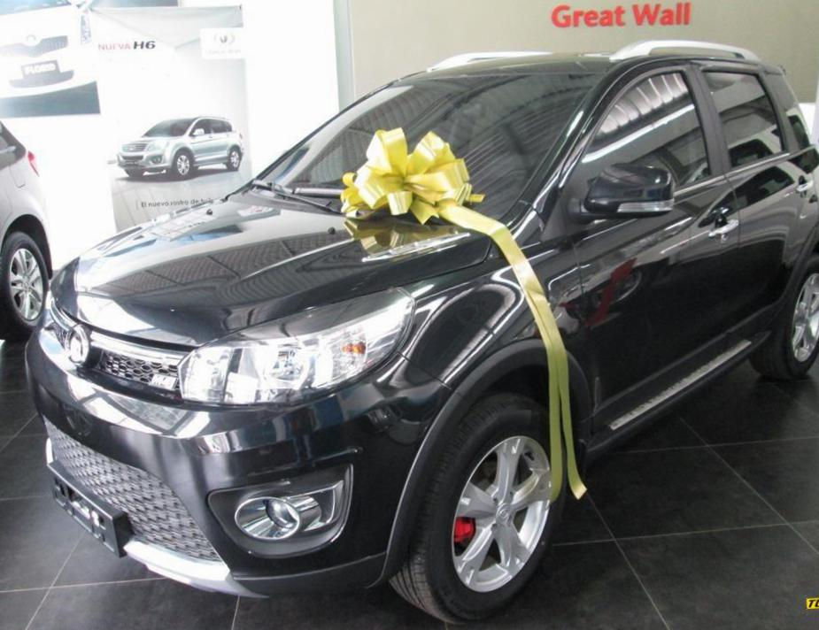 Great Wall Haval M4 Characteristics 2013