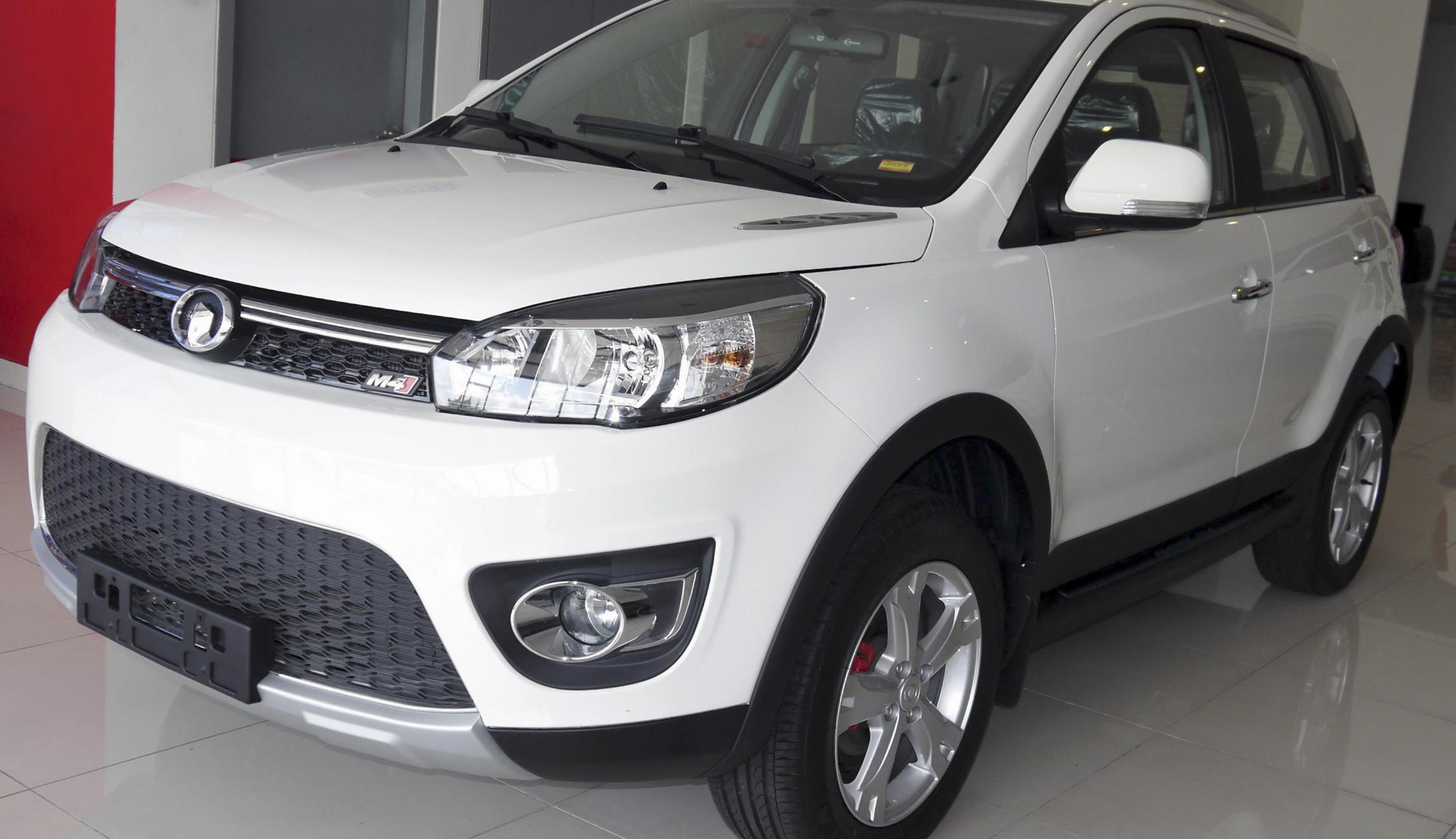 Great Wall Haval M4 configuration 2011