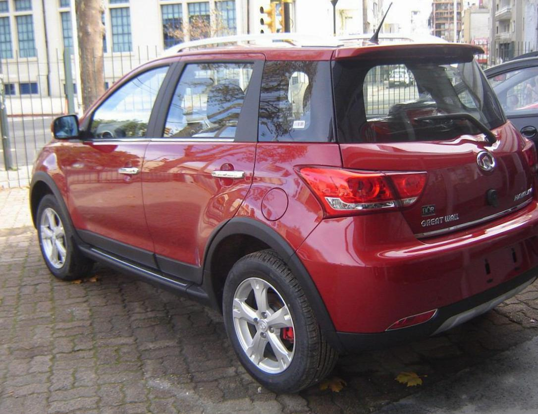Great Wall Haval M4 new 2014