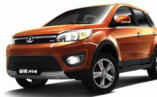 Great Wall Haval M4 review sedan