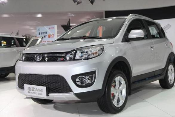 Great Wall Haval M4 spec sedan
