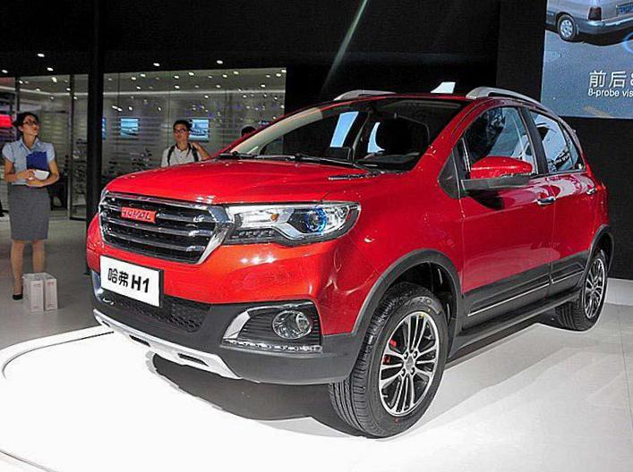 Great Wall Haval H1 parts 2014