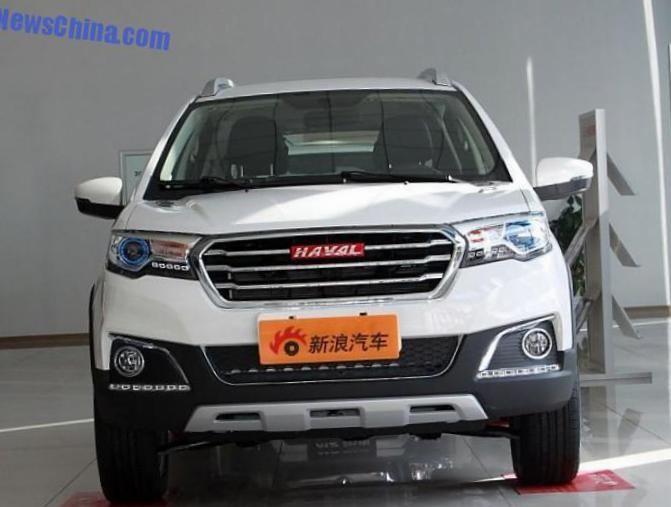 Haval H1 Great Wall parts 2013
