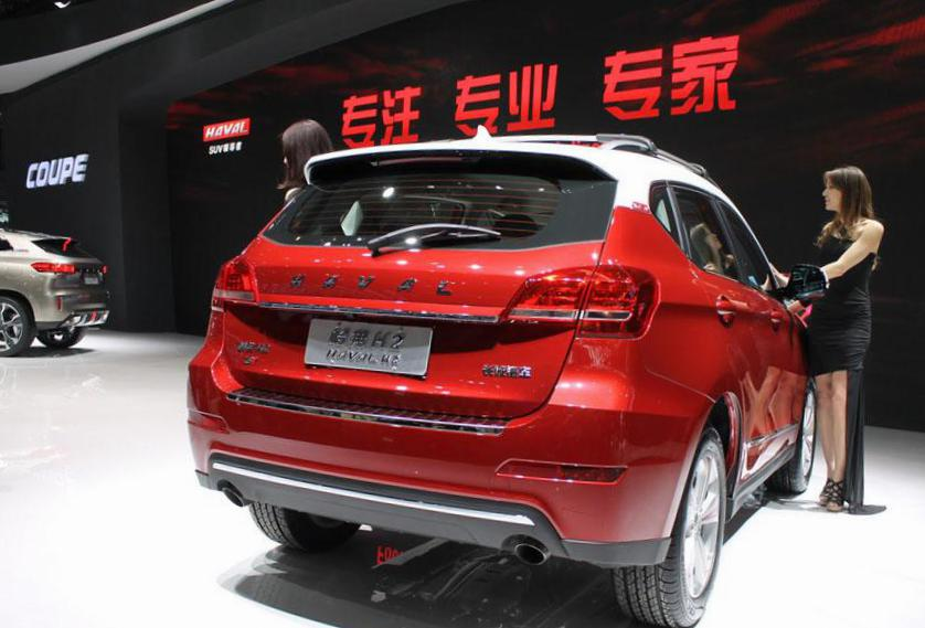 Great Wall Haval H2 approved 2014