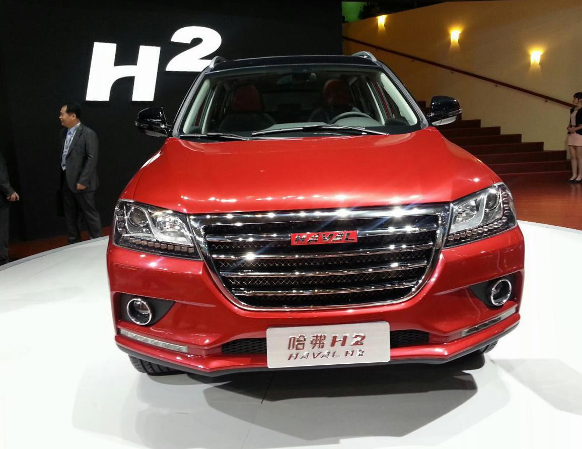 Great Wall Haval H2 model 2013