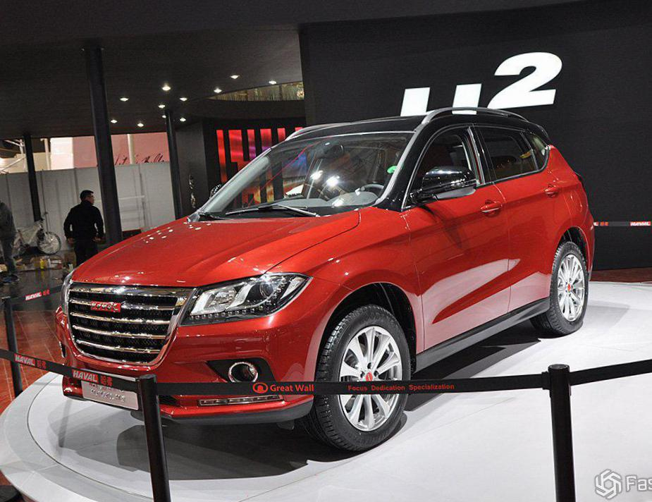 Great Wall Haval H2 spec suv