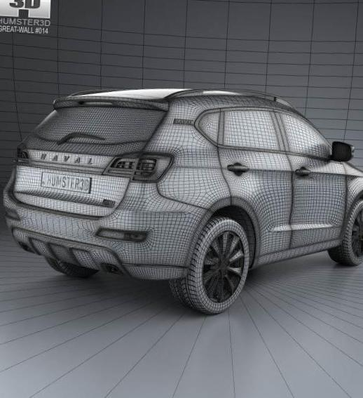 Haval H2 Great Wall new suv