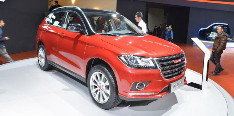 Haval H2 Great Wall specs 2012