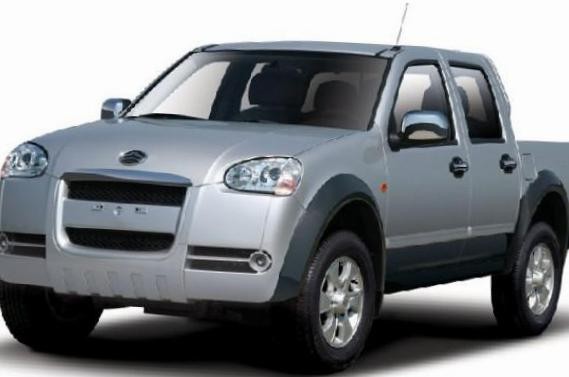Great Wall Haval H3 Characteristics 2013
