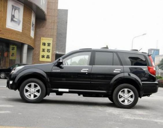 Great Wall Haval H3 cost 2014