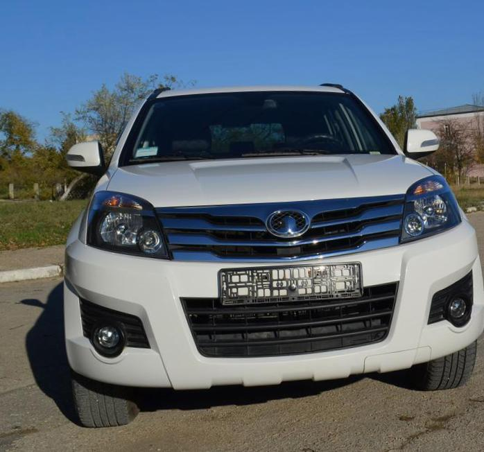 Haval H3 Great Wall how mach 2014