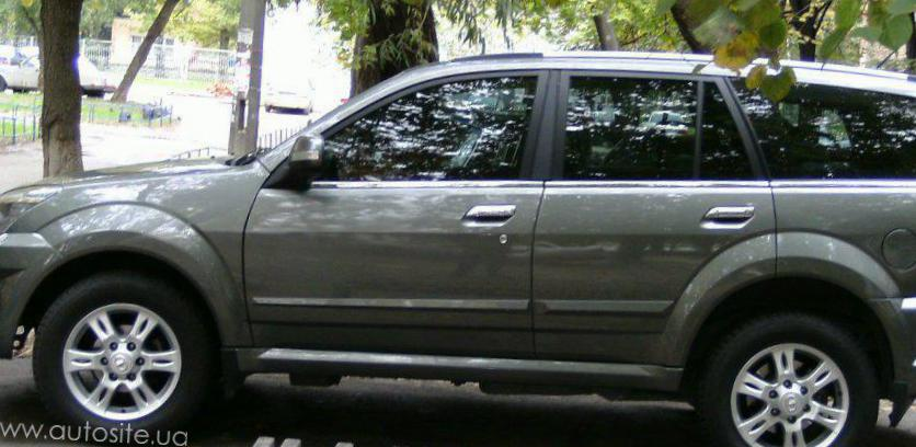 Haval H3 Great Wall Specification 2010