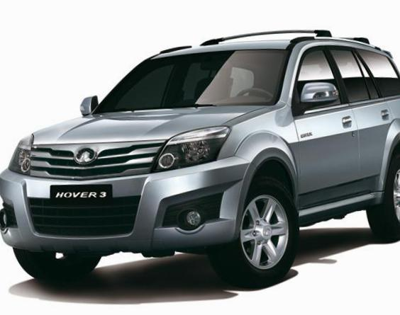 Haval H3 Great Wall specs 2011