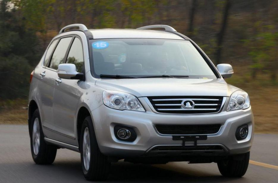 Great Wall Haval H3 approved 2011