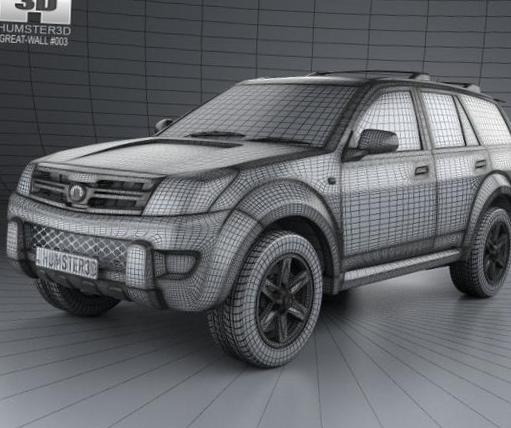 Great Wall Haval H3 how mach suv