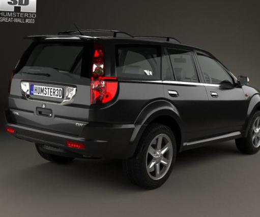 Great Wall Haval H3 lease suv