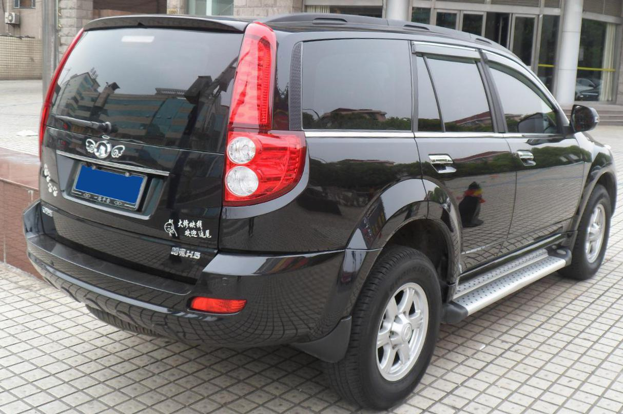 Great Wall Haval H5 auto 2012