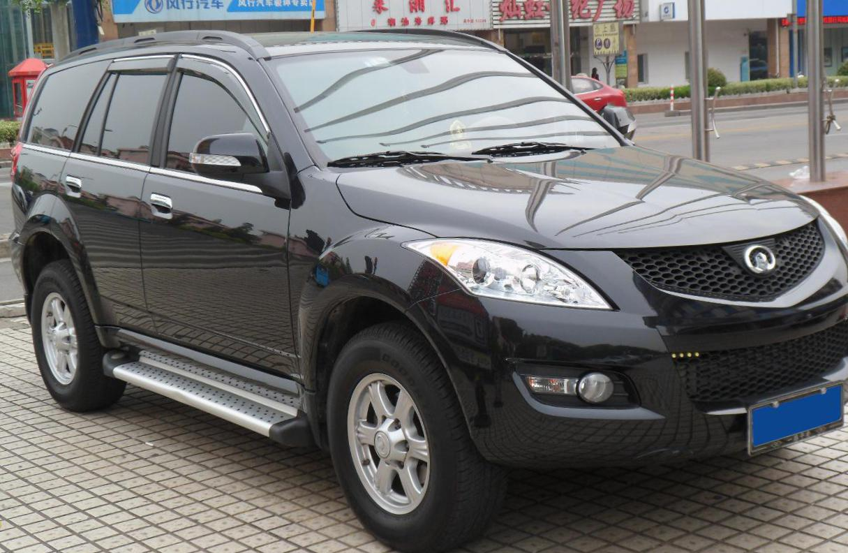 Great Wall Haval H5 reviews 2012