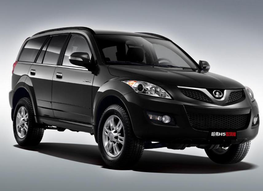 Great Wall Haval H5 spec suv
