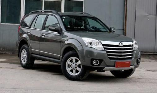 Haval H5 Great Wall lease 2012