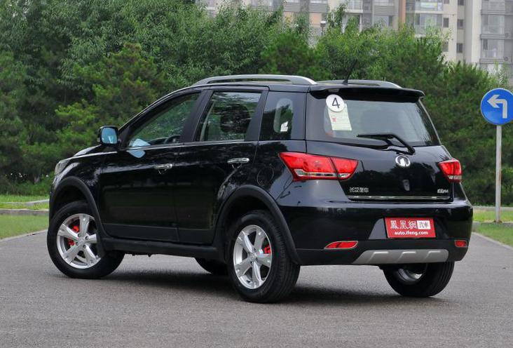 Haval H5 Great Wall review suv