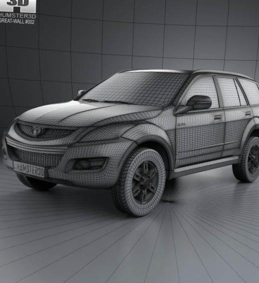Haval H5 Great Wall reviews 2012