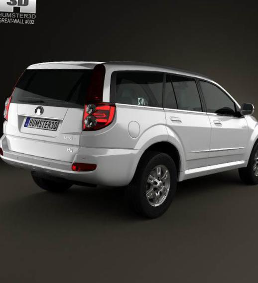 Haval H5 Great Wall used 2012