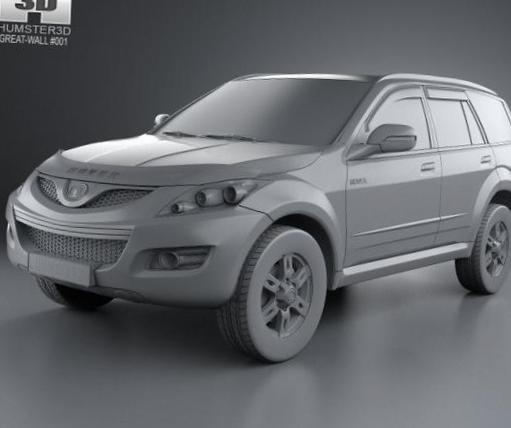 Great Wall Haval H5 concept 2013
