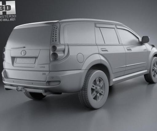 Great Wall Haval H5 parts suv