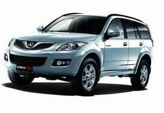 Great Wall Haval H5 prices suv
