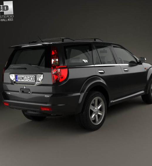 Great Wall Haval H5 Specification suv