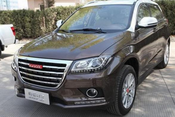 Haval H5 Great Wall concept 2012