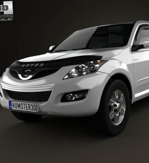 Haval H5 Great Wall cost suv