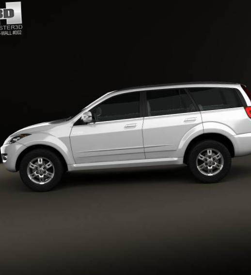 Great Wall Haval H5 Extreme Edition cost 2013