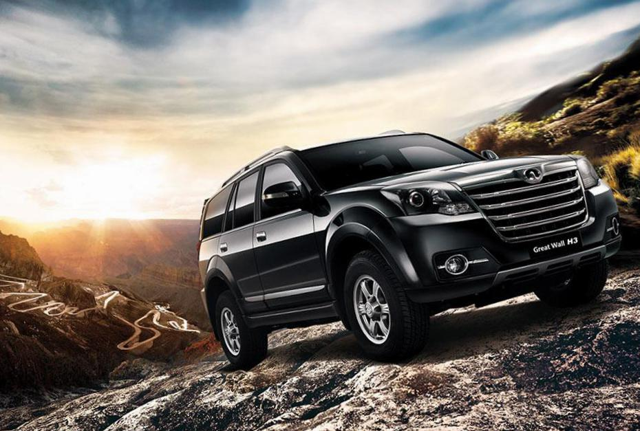 Great Wall Haval H5 Extreme Edition model 2010