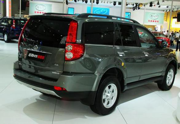 Haval H5 Extreme Edition Great Wall models 2012