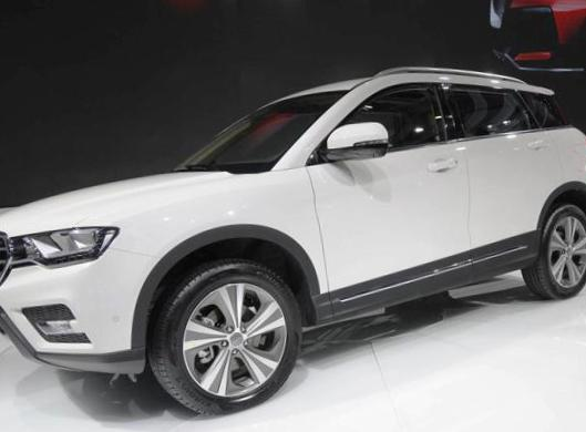 Great Wall Haval H6 Coupe cost 2013