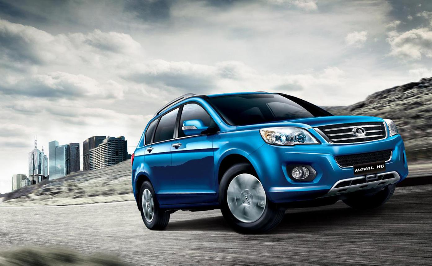 Great Wall Haval H6 Coupe how mach 2013