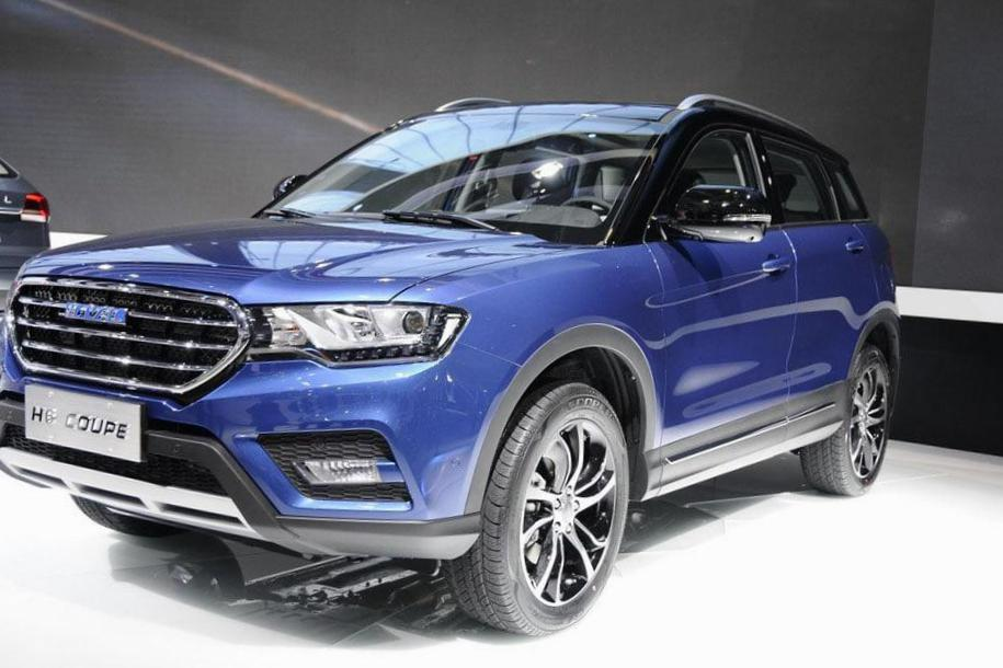 Great Wall Haval H6 Coupe lease suv