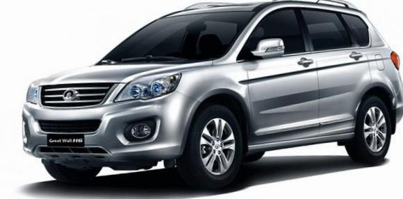 Great Wall Haval H6 Coupe spec 2010