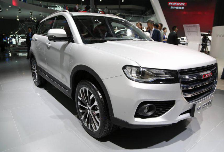 Great Wall Haval H6 Coupe usa suv