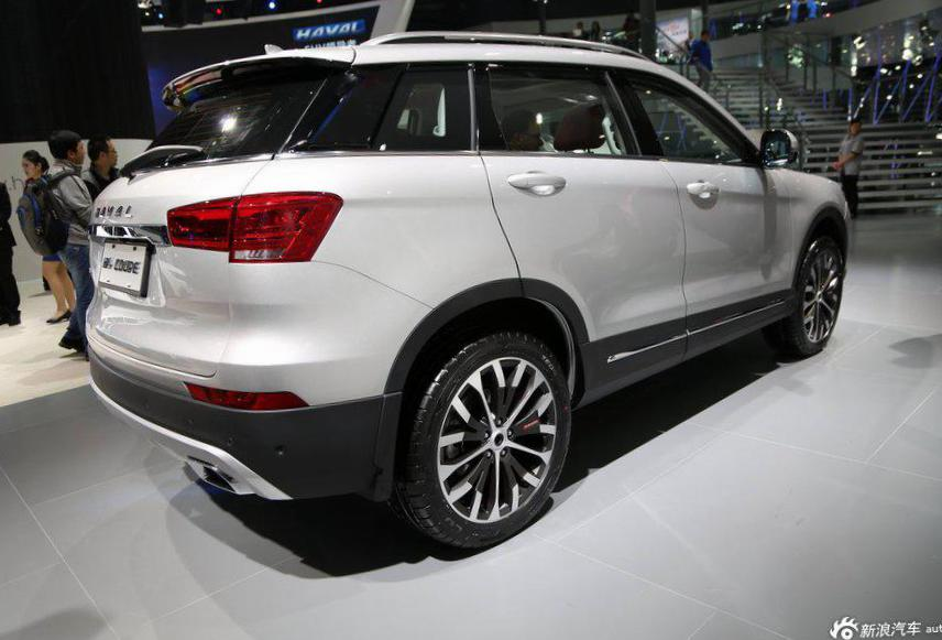 Haval H6 Coupe Great Wall parts suv