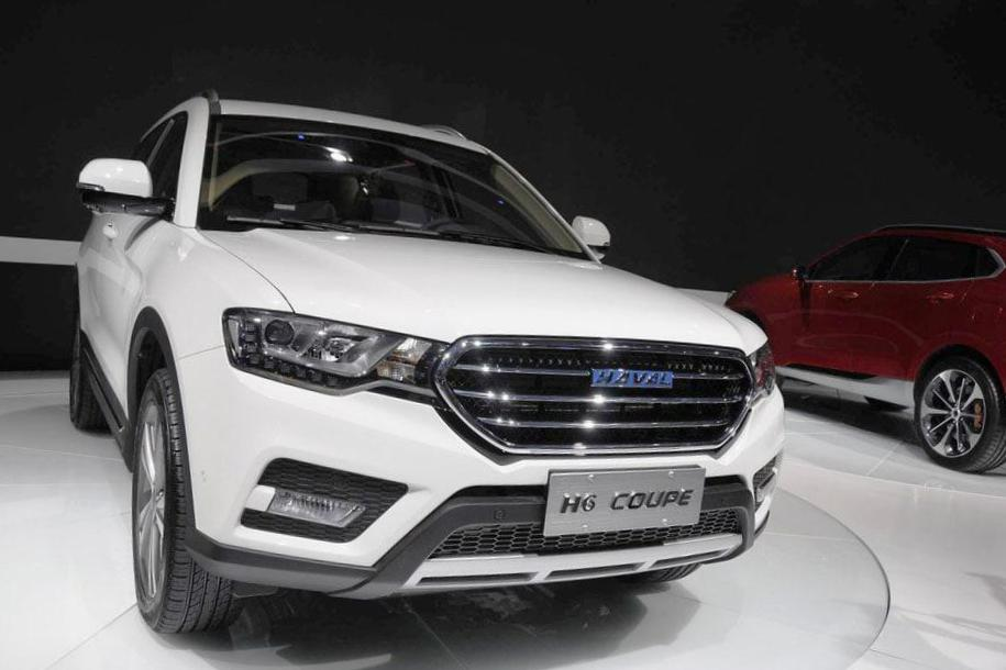 Haval H6 Coupe Great Wall used 2013