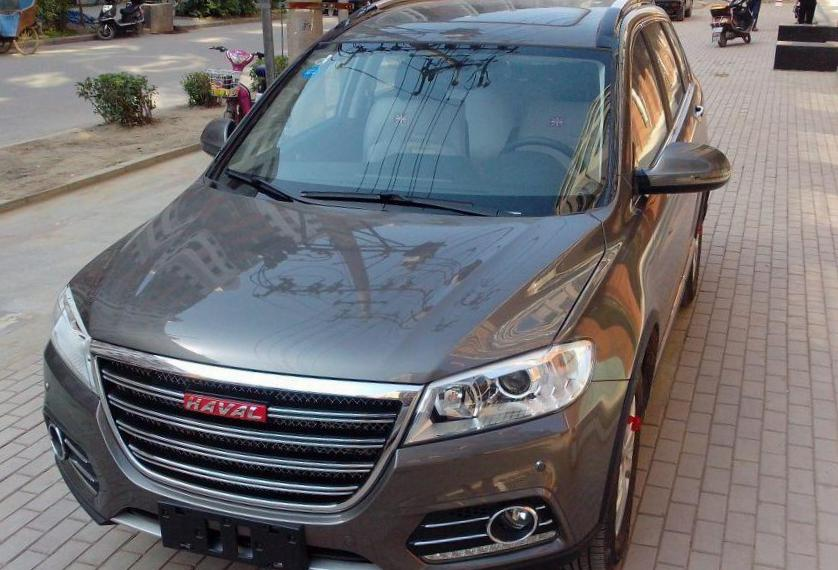 Great Wall Haval H6 Sport configuration 2013