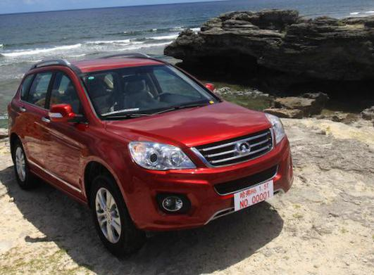 Great Wall Haval H6 Sport specs 2010